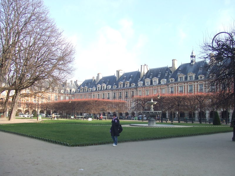 24 décembre à Paris, 2008