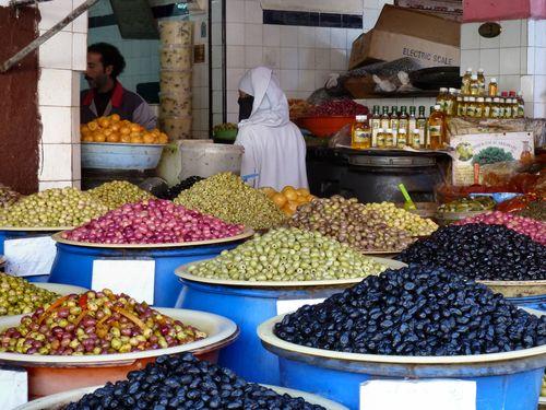 11 janvier 2011 (95) Casa marché aux olives
