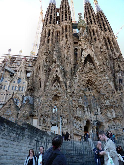9 janvier 2011 (37) Barcelone Sagrada Familia